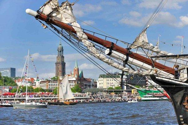 Ibis Hamburg City - фото 19