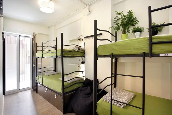 Gracia City Hostel - фото 4