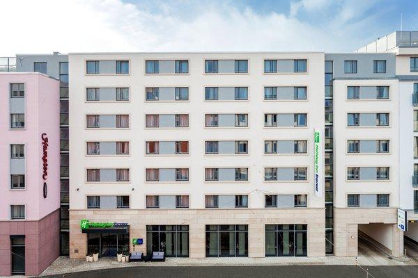 Holiday Inn Express Nurnberg City - Hauptbahnhof - фото 22