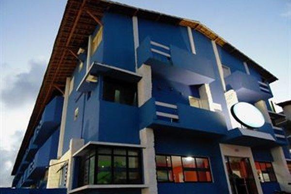 Hotel Caminho do Mar - фото 22