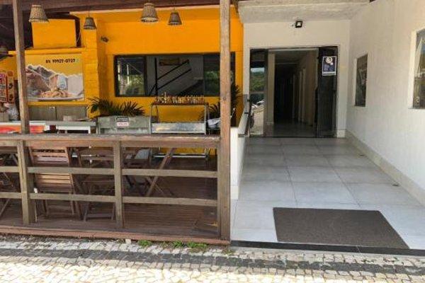 Hotel Caminho do Mar - фото 23