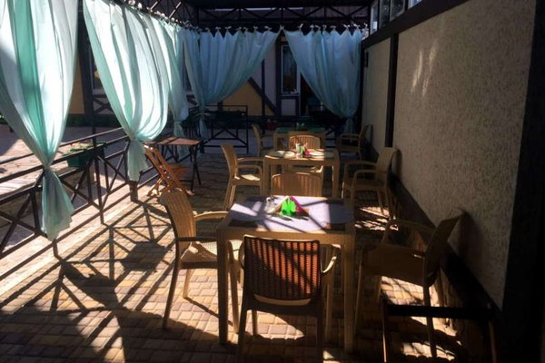 Гостевой дом «Дельмар Евпатория-Заозерное» - фото 12