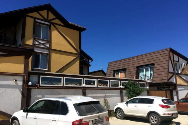 Гостевой дом «Дельмар Евпатория-Заозерное» - фото 23