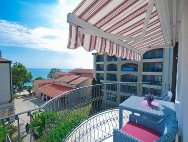 Апартаменты Seaside Apartments Petrovac