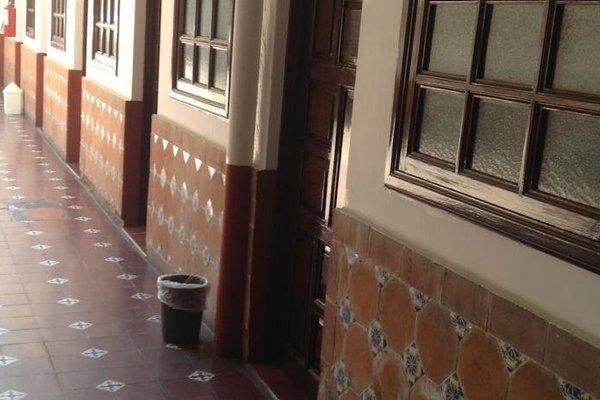 Hotel Mintzicuri - фото 12