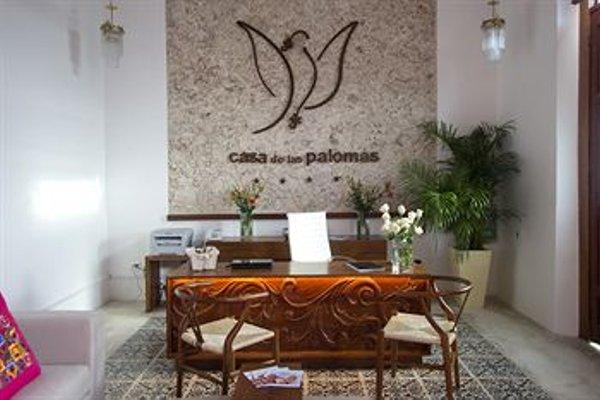 Koox Casa de Las Palomas Boutique Hotel - фото 11