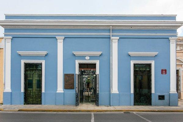 Koox Casa de Las Palomas Boutique Hotel - фото 23