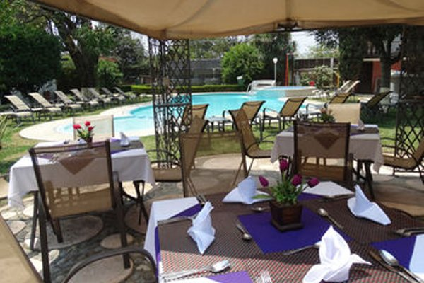 Paraiso Hotel Garden And Spa - фото 17