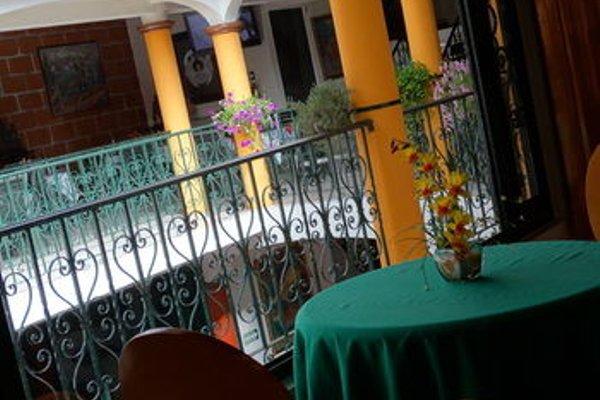 Paraiso Hotel Garden And Spa - фото 19