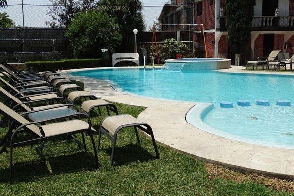 Paraiso Hotel Garden And Spa - фото 22