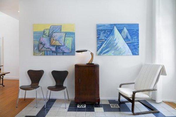Apartamentos Malagueta Beach - фото 10