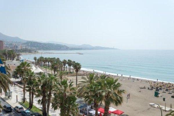 Apartamentos Malagueta Beach - фото 23