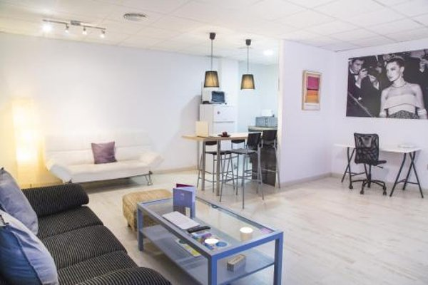 Apartamentos Malagueta Beach - фото 9
