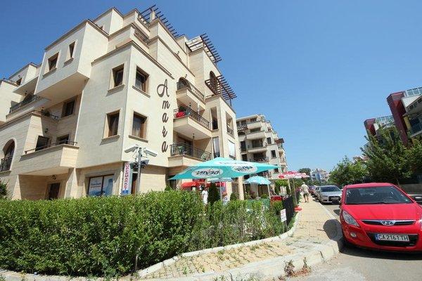 Menada Amara Apartments - фото 50