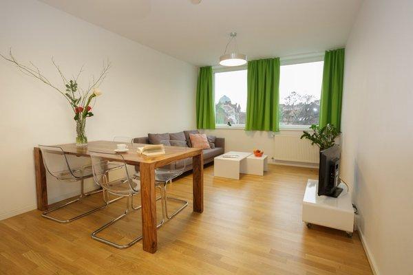 Brera Service Apartments Nurnberg - фото 11