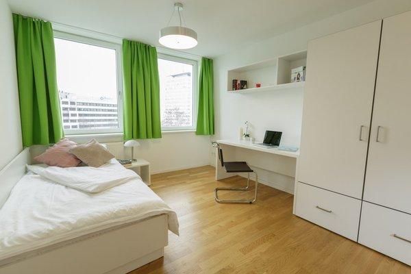 Brera Service Apartments Nurnberg - фото 13