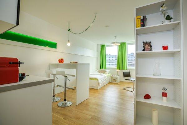 Brera Service Apartments Nurnberg - фото 14
