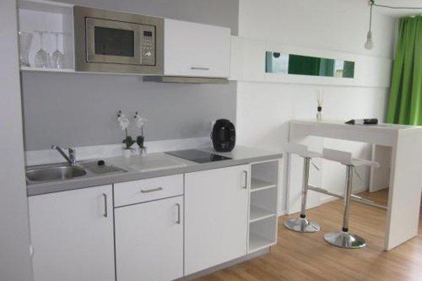 Brera Service Apartments Nurnberg - фото 16