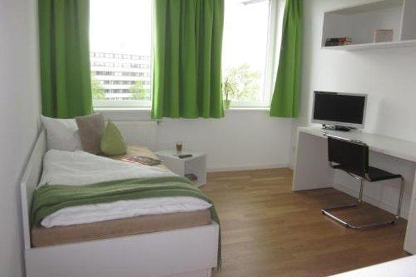 Brera Service Apartments Nurnberg - фото 17