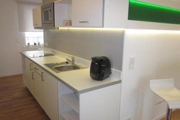 Brera Service Apartments Nurnberg - фото 18