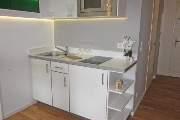 Brera Service Apartments Nurnberg - фото 21