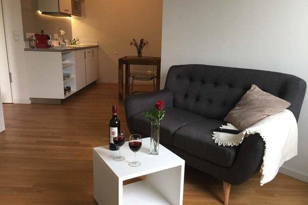 Brera Service Apartments Nurnberg - фото 5