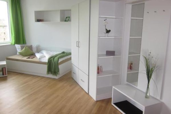 Brera Service Apartments Nurnberg - фото 9