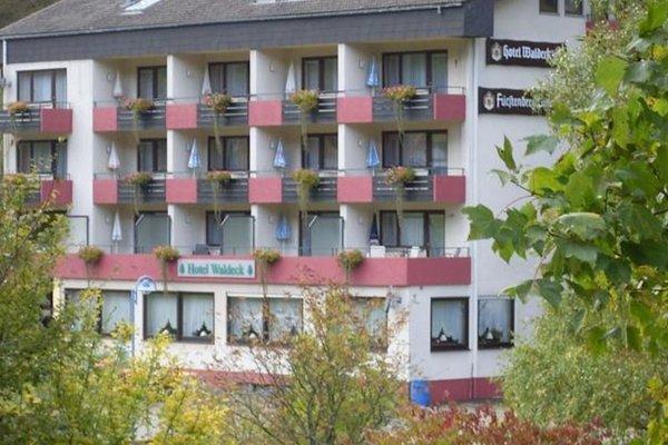 Hotel-Restaurant Waldeck - фото 4