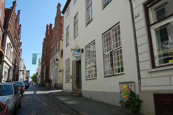 Jugendherberge Lubeck Altstadt - фото 11