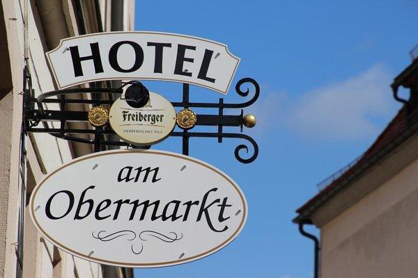 Hotel Am Obermarkt - 23