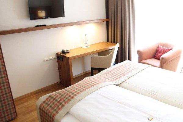 Restaurant Hotel Zum Storchen - фото 50