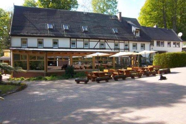 Gaststatte & Pension Oelmuehle - фото 44