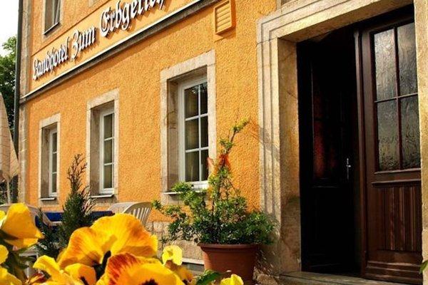 Landhotel Zum Erbgericht - фото 18