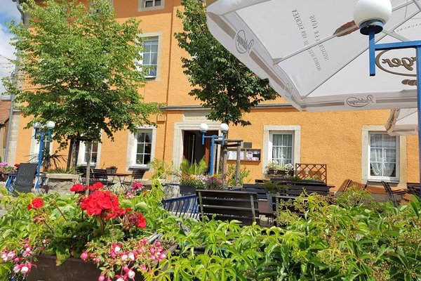 Landhotel Zum Erbgericht - фото 19