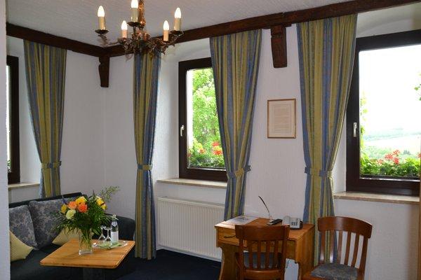 Burghotel Stolpen - фото 13