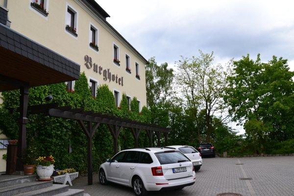 Burghotel Stolpen - фото 17