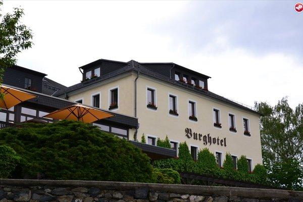 Burghotel Stolpen - фото 20