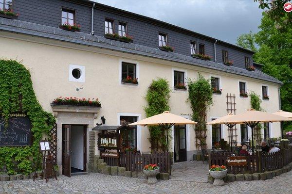 Burghotel Stolpen - фото 21