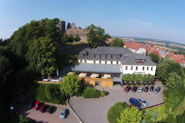 Burghotel Stolpen - фото 22