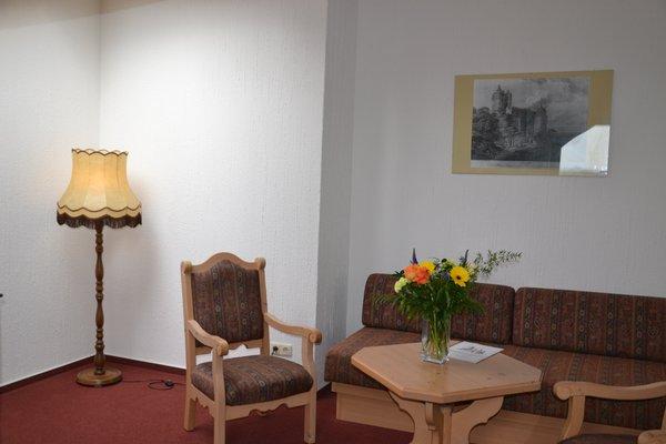 Burghotel Stolpen - фото 7