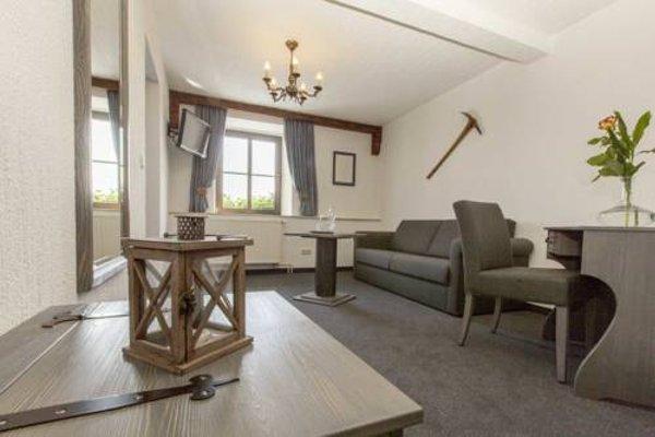 Burghotel Stolpen - фото 8