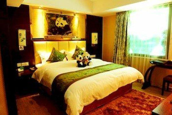 Chengdu Panda Prince Culture Hotel - 50