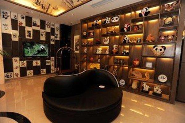 Chengdu Panda Prince Culture Hotel - 15