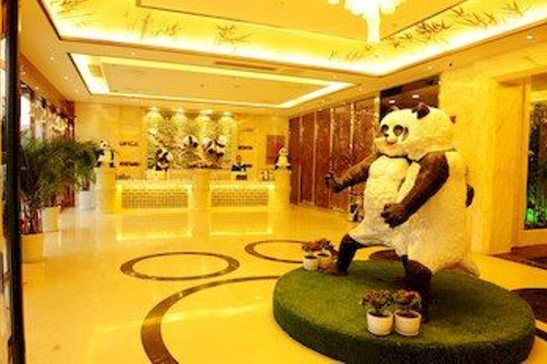 Chengdu Panda Prince Culture Hotel - 19