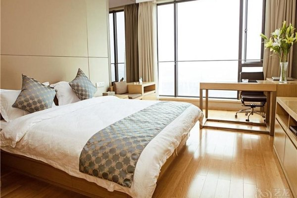 Yixi Canton Fair Pazhou Conference Center Apartment - 20