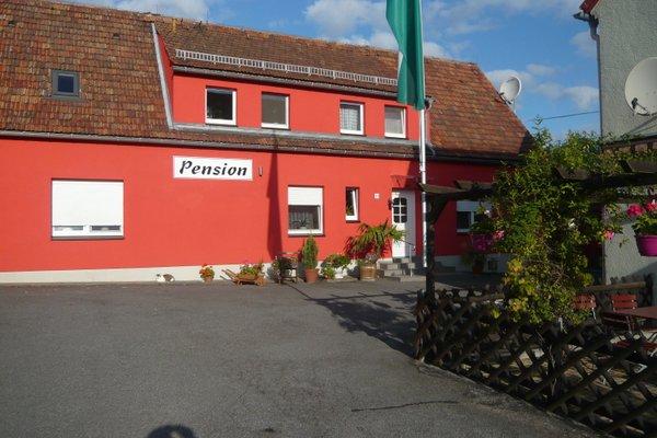 Gasthof & Pension Zum Fuchsbau - фото 18