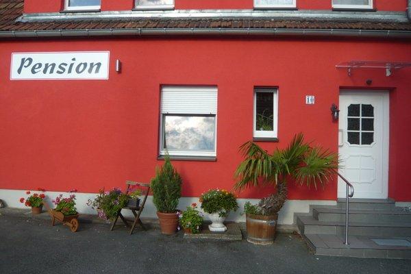 Gasthof & Pension Zum Fuchsbau - фото 23
