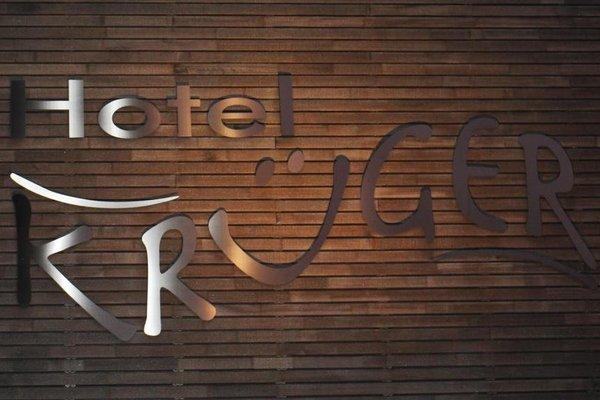 Hotel-Restaurant Kruger - фото 20