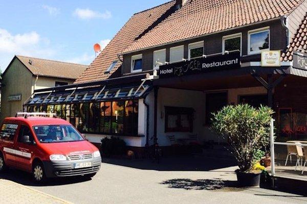 Hotel-Restaurant Kruger - фото 21