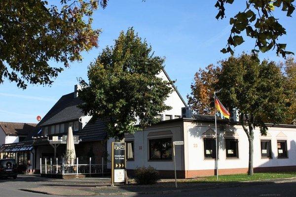 Hotel-Restaurant Kruger - фото 23